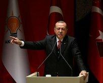 Erdoğandan NATOya net mesaj