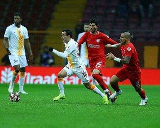 Galatasaray üst turda!