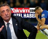 Beşiktaş Başkanı Cenk Tosun'a söz verdi