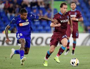 Getafe 1-0 Trabzonspor | MAÇTAN KARELER