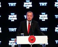 Başkan Erdoğan'dan Batı'ya terör tepkisi
