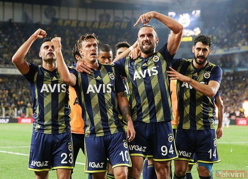 Fenerbahçeli Vedat Muriç için dev kulüpler harekete geçti! İşte Fenerbahçe'nin kapısını çalacak 5 kulüp...