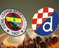 Fenerbahçe - Dinamo Zagreb maçı ne zaman?