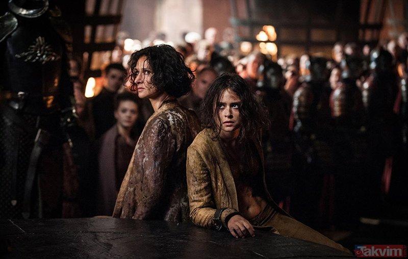 Game of Thrones'a ilham olan tarihi olaylar! Gerçekler tüyler ürpertici