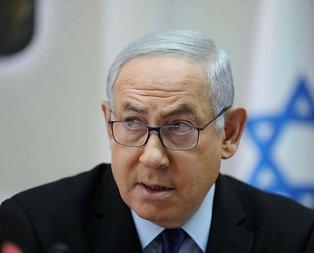 Netanyahu'dan itiraf gibi sözler!