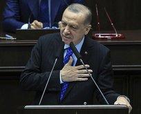 Erdoğan, Demokrasi ve Özgürlükler Adası'nda!