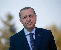 Başkan Erdoğan Twitterdan duyurdu!