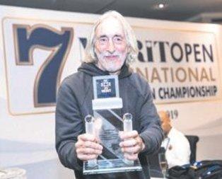7'nci Merit Açık'ta şampiyon Johanni