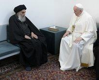 Irak'ta Papa için kırmızı alarm