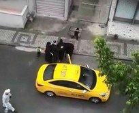 Vicdansız taksici hakkında karar!