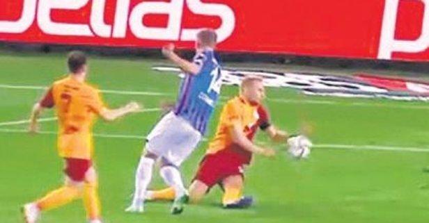 Trabzonspor'un aleyhindeki tüm kararlarda VAR