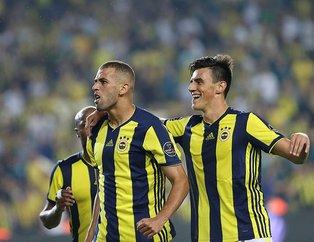 Fenerbahçenin Dinamo Zagreb 11i!
