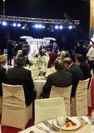 Hakan Fidan'ın oğlu gizli bir törenle evlendi