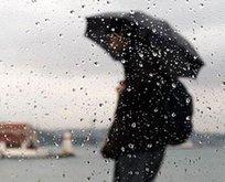 Meteoroloji'den hava durumu ve yağış uyarısı geldi!
