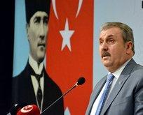 Yazıcıoğlu'nun partisinden İstanbul Sözleşmesi'ne tepki