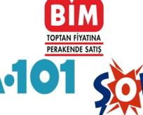 BİM, A101 ve ŞOK 793 yeni personel alımı yapacak