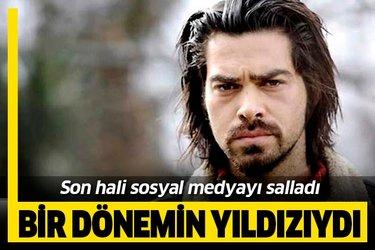 Arka Sokaklar dizisinde 'Komiser Murat'a hayat veren Uğur Pektaş'ın son hali görenleri şaşırttı