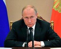 Putin resmen duyurdu: Çekiliyor...