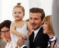 Beckhama tepki yağdı ( Hollywood dedikoduları)