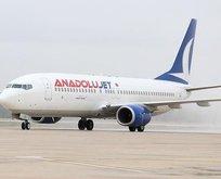 Anadolujet'ten uçak biletlerinde yüzde 40 indirim!