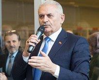 Binali Yıldırım İstanbul'a müjdeyi verdi