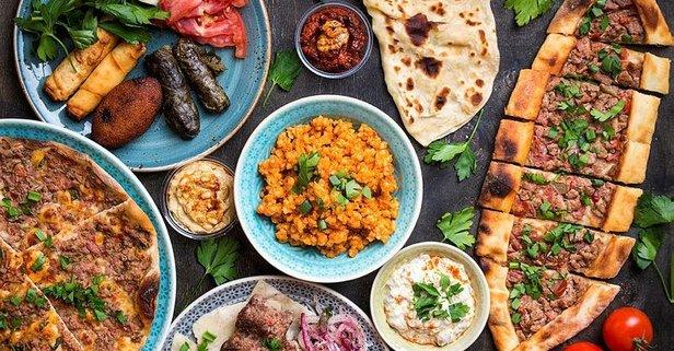 Türk mutfağı harika
