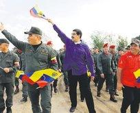Maduro şov