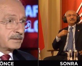 CHP lideri Kılıçdaroğlu'nun YPG yalanı