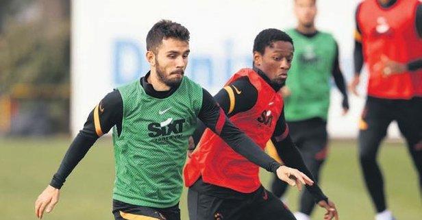 Galatasaray pres çalıştı