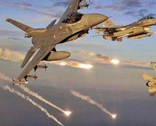 Kuzey Irakta terör örgütüne ağır darbe