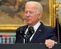 ABD Başkanı Biden'dan tahliye itirafı