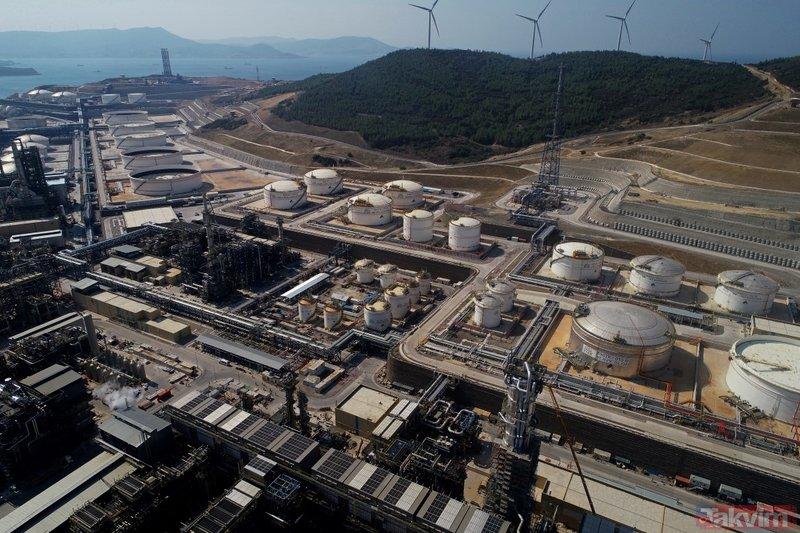 Star Rafinerisi İzmir'de açılıyor