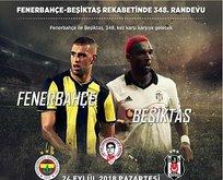 Fenerbahçe - Beşiktaş maçı muhtemel 11leri