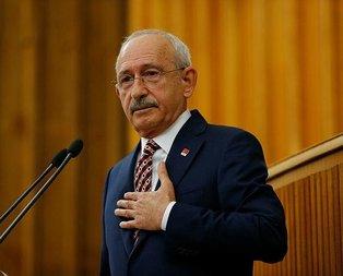 CHP'de konuşma yasağı konuldu