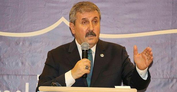 Mustafa Destici'den 23 Haziran açıklaması