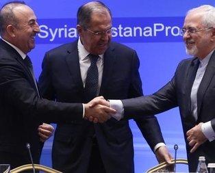 Moskovada sürpriz Suriye toplantısı