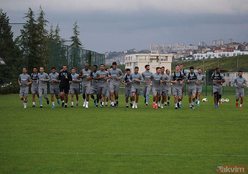 Ya tamam ya devam maçı! İşte Trabzonspor - Beşiktaş maçının ilk 11´leri