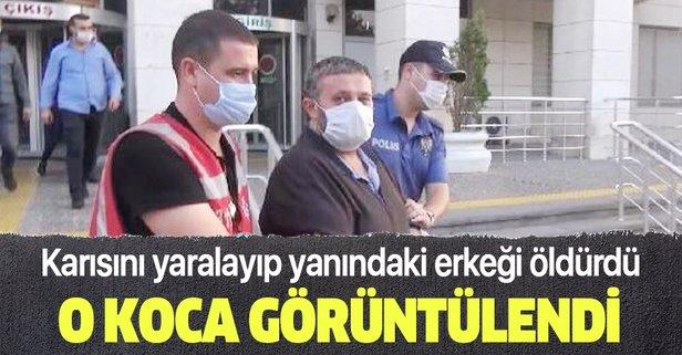 Silivri'deki saldırgan koca tutuklandı