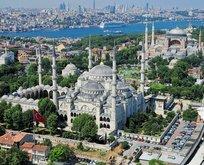 CHP, Sultanahmet Camii'nden de rahatsız olmuş!