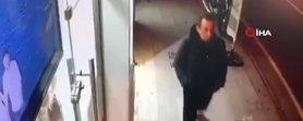 Ceren Özdemir'in gözaltına alınan katil zanlısı kamerada