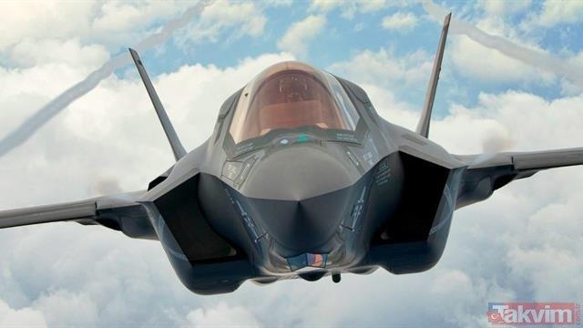 İşte F-35lerdeki Türk imzası