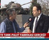 Kılıçdaroğlu'nun satılacak yalanlarına Tank-Palet Fabrikası önünden cevap