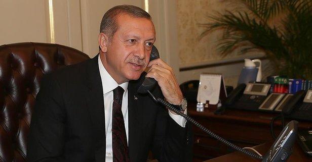 Başkan Erdoğan, Aliyev ve Mirziyoyev ile görüştü