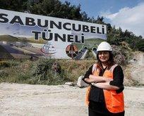 İzmir ile Manisa arasını 15 dakikaya indirecek Sabuncu Tüneli'nde sona yaklaşıldı