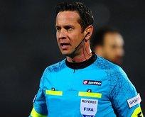 UEFA'dan skandal Halis Özkahya kararı