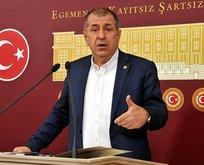 İYİ Partili Özdağ'dan Disiplin Kurulu'na sevki sonrası ilk açıklama