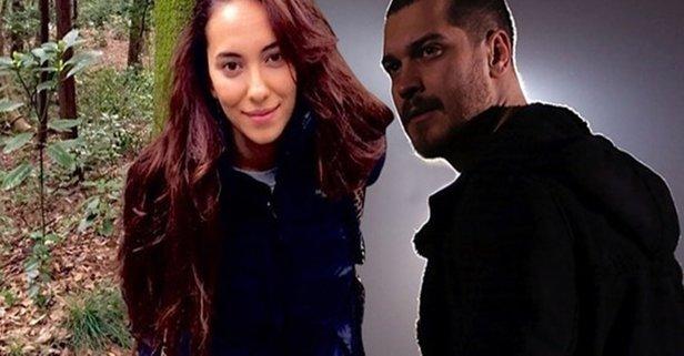 Çağatay Ulusoy'un yeni sevgilisi şaşırttı!