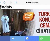 Oda TV'de Fatih Nurullah güzellemesi yapılmış
