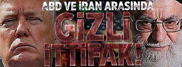 Gizli ABD-İran ittifakı