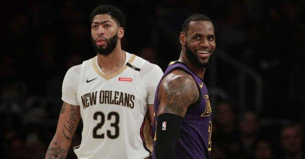 NBA'de yılın takası gerçekleşti